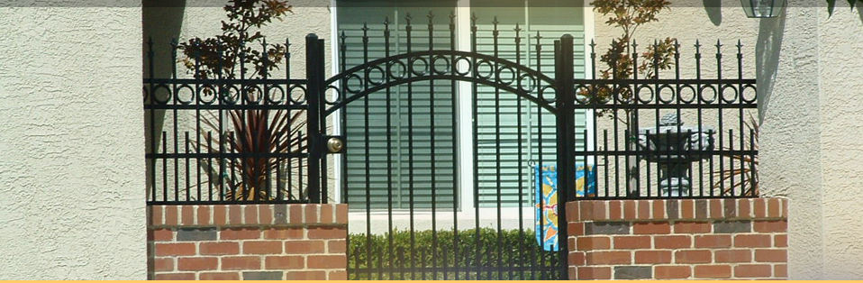 Iron Contractor Iron Gates Elk Grove Elk Grove Iron Fence